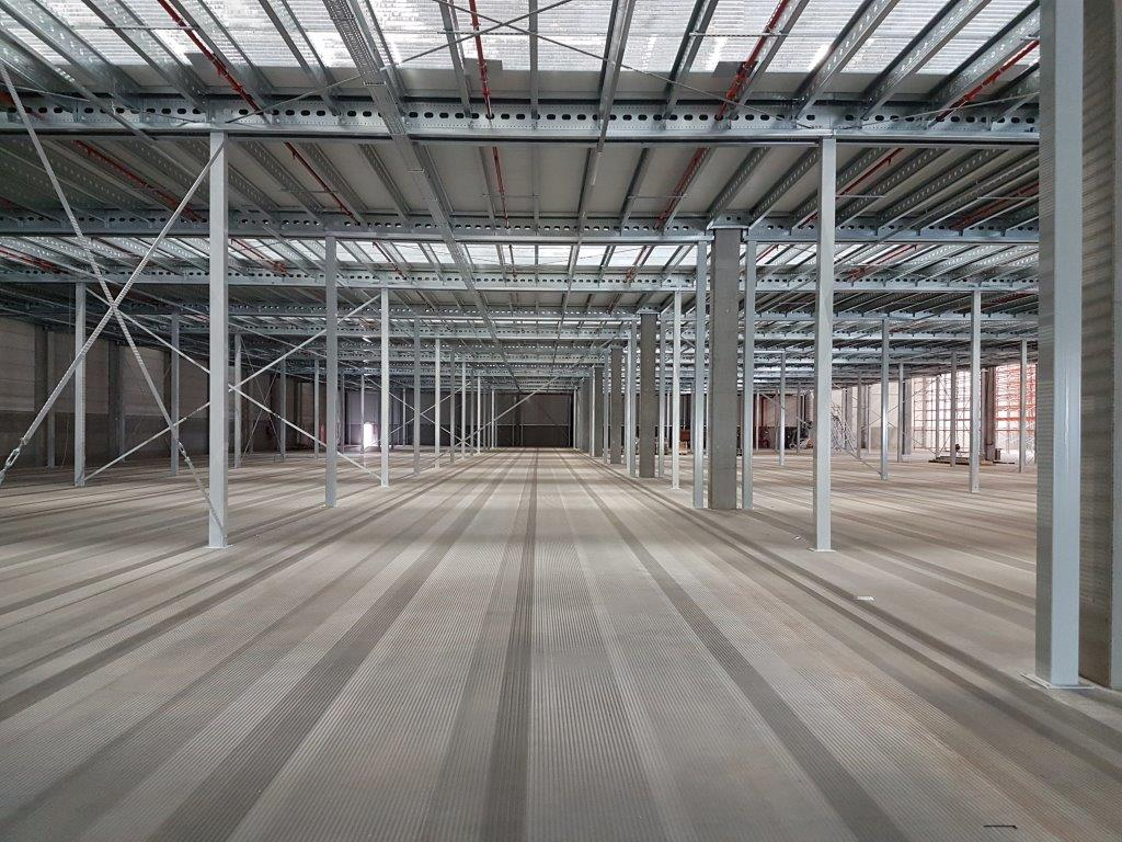 Steel mezzanine floor   Profielnorm